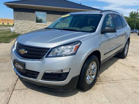 2016 Chevrolet Traverse for sale at Auto House of Bloomington in Bloomington IL
