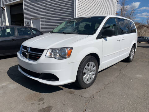 2015 Dodge Grand Caravan for sale at Manchester Auto Sales in Manchester CT