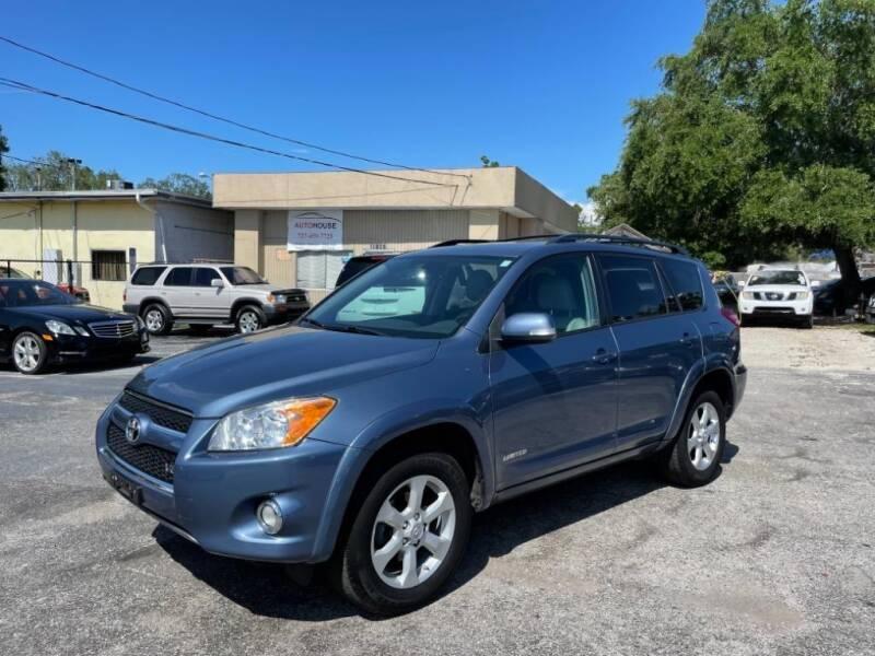 2011 Toyota RAV4 for sale in Tampa, FL