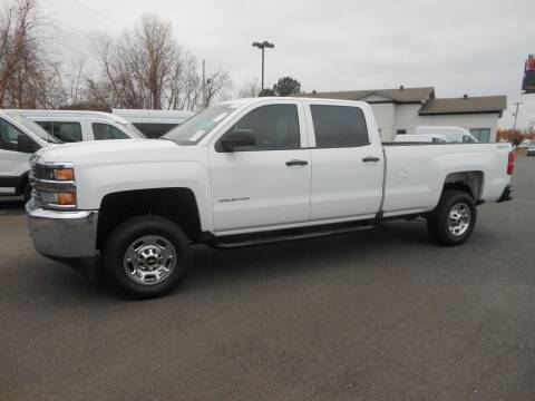 2018 Chevrolet Silverado 2500HD for sale at Benton Truck Sales in Benton AR
