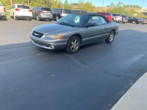 1999 Chrysler Sebring for sale at Hilltop Auto in Clare MI