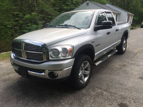 2008 Dodge Ram Pickup 1500 for sale at Olney Auto Sales in Springfield VT