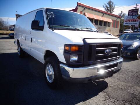 2013 Ford E-Series Cargo for sale at Quickway Exotic Auto in Bloomingburg NY