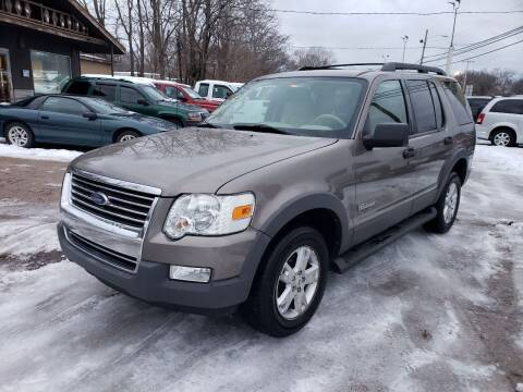 2006 Ford Explorer for sale at Jims Auto Sales in Muskegon MI