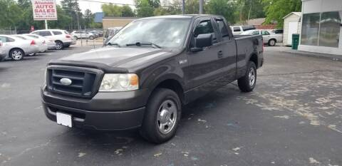 2006 Ford F-150 for sale at Bill Bailey's Affordable Auto Sales in Lake Charles LA