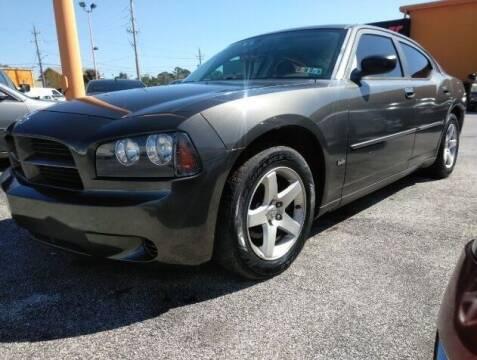2008 Dodge Charger for sale at JacksonvilleMotorMall.com in Jacksonville FL