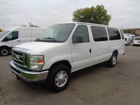 2010 Ford E-Series Wagon for sale at King Cargo Vans Inc. in Savage MN