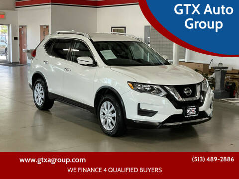 2017 Nissan Rogue for sale at GTX Auto Group in West Chester OH