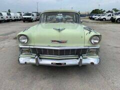 1956 Chevrolet 210 for sale at AML AUTO SALES - Sedans/SUV's in Opa-Locka FL