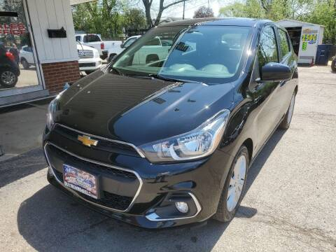 2017 Chevrolet Spark for sale at New Wheels in Glendale Heights IL