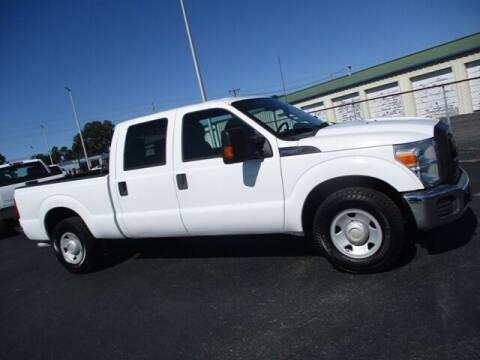 2013 Ford F-250 Super Duty for sale at GOWEN WHOLESALE AUTO in Lawrenceburg TN
