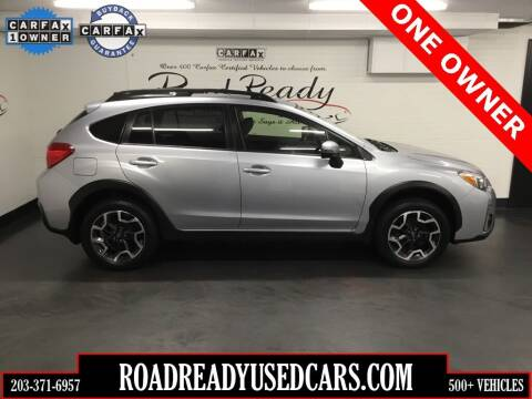 2016 Subaru Crosstrek for sale at Road Ready Used Cars in Ansonia CT