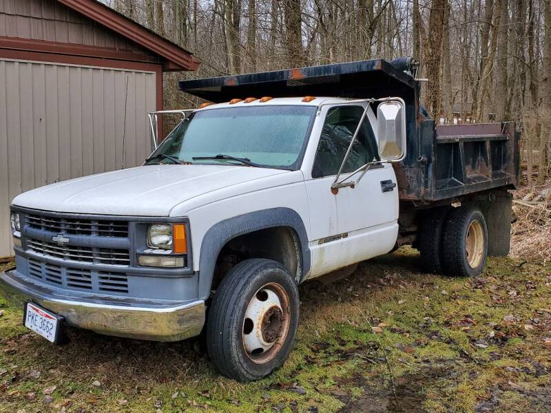 2000 Chevrolet C/K 3500 Series for sale at Affordable Auto Sales & Service in Barberton OH
