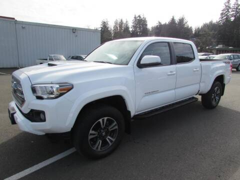2017 Toyota Tacoma for sale at 101 Budget Auto Sales in Coos Bay OR