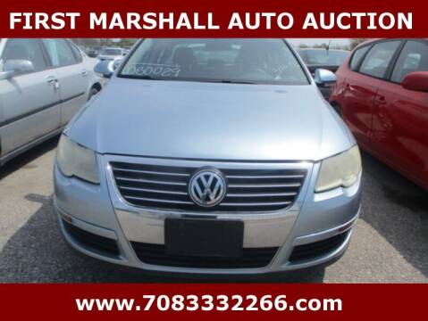 2007 Volkswagen Passat for sale at First Marshall Auto Auction in Harvey IL