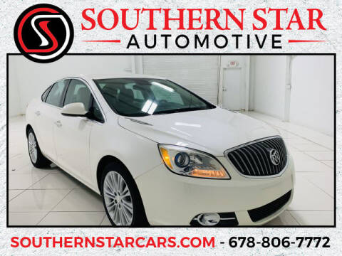 2014 Buick Verano for sale at Southern Star Automotive, Inc. in Duluth GA