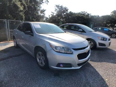 2016 Chevrolet Malibu Limited for sale at Allen Turner Hyundai in Pensacola FL