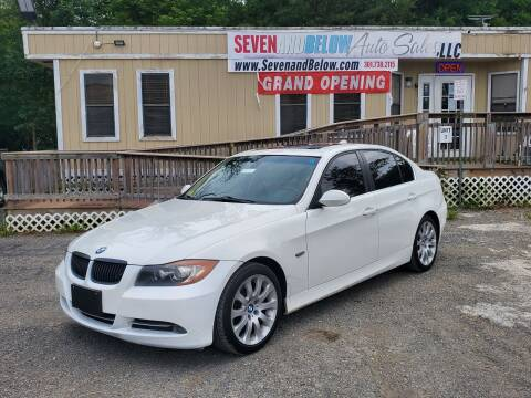 2007 BMW 3 Series for sale at Seven and Below Auto Sales, LLC in Rockville MD