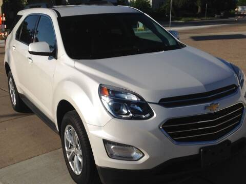 2016 Chevrolet Equinox for sale at Sindic Motors in Waukesha WI