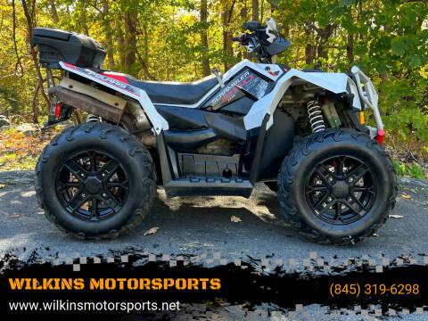 2013 Polaris Scrambler850HO for sale at WILKINS MOTORSPORTS in Brewster NY