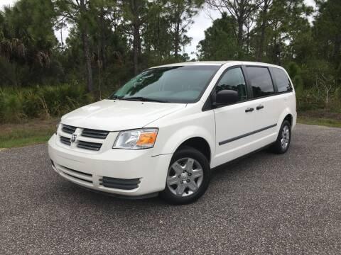 2008 Dodge Grand Caravan for sale at VICTORY LANE AUTO SALES in Port Richey FL