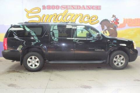 2013 GMC Yukon XL for sale at Sundance Chevrolet in Grand Ledge MI