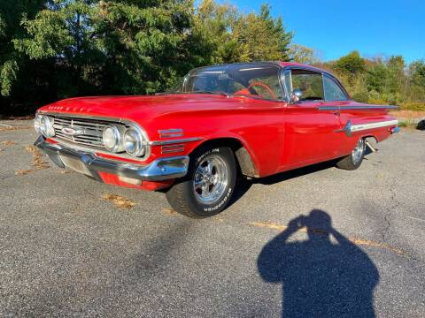 1960 Chevrolet Impala for sale at Clair Classics in Westford MA