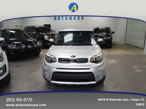 2017 Kia Soul for sale at Automaxx in Tampa FL