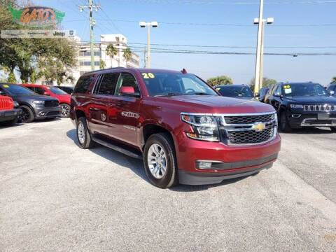 2020 Chevrolet Suburban for sale at GATOR'S IMPORT SUPERSTORE in Melbourne FL