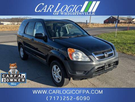 2004 Honda CR-V for sale at Car Logic in Wrightsville PA