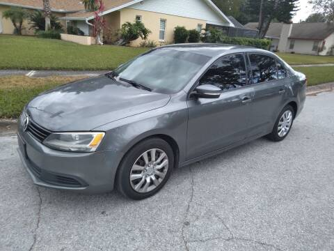 2012 Volkswagen Jetta for sale at Low Price Auto Sales LLC in Palm Harbor FL