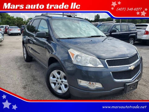 2011 Chevrolet Traverse for sale at Mars auto trade llc in Kissimmee FL