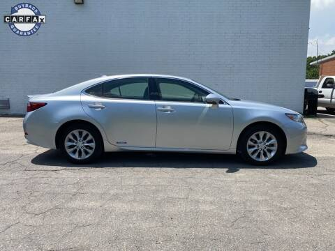 2015 Lexus ES 300h for sale at Smart Chevrolet in Madison NC