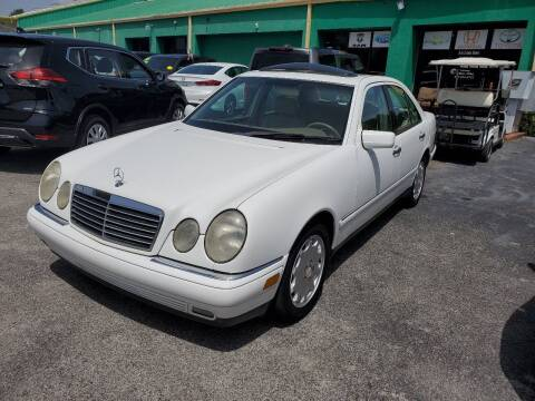1998 Mercedes-Benz E-Class for sale at A To Z Auto Sales in Apopka FL