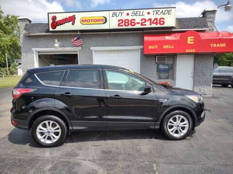 2017 Ford Escape for sale at Economy Motors in Muncie IN