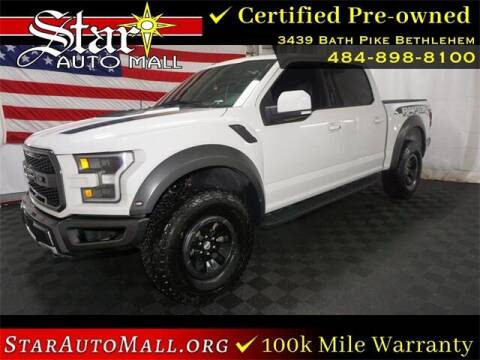 2018 Ford F-150 for sale at STAR AUTO MALL 512 in Bethlehem PA