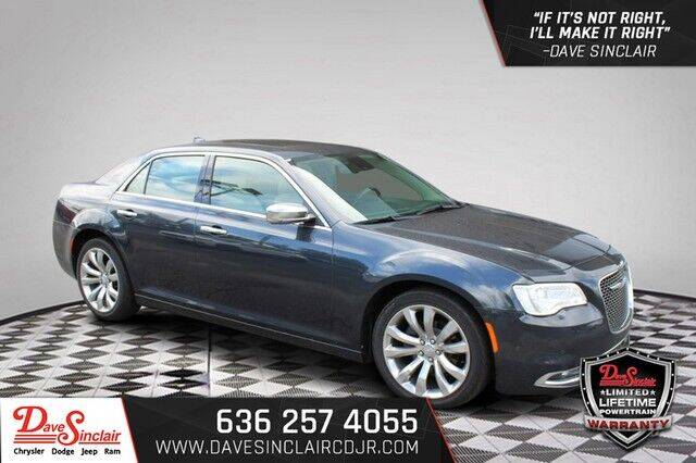 2018 Chrysler 300 for sale at Dave Sinclair Chrysler Dodge Jeep Ram in Pacific MO
