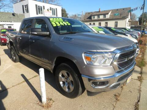 2019 RAM Ram Pickup 1500 for sale at Uno's Auto Sales in Milwaukee WI