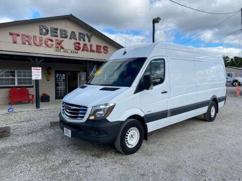 2015 Freightliner 2500 for sale at DEBARY TRUCK SALES in Sanford FL