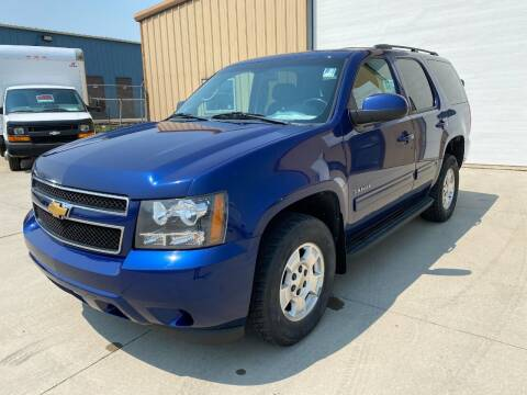 2012 SOLD.....Chevy Tahoe 4WD NICE CONDITION! for sale at Albers Sales and Leasing, Inc in Bismarck ND