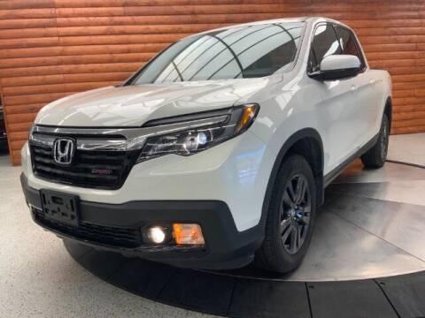 2019 Honda Ridgeline for sale at Dixie Motors in Fairfield OH