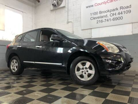 2013 Nissan Rogue for sale at County Car Credit in Cleveland OH