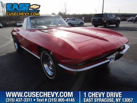 1967 Chevrolet Corvette for sale at East Syracuse Performance Sales & Service in Syracuse NY