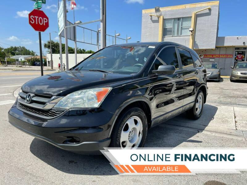 2010 Honda CR-V for sale at Global Auto Sales USA in Miami FL