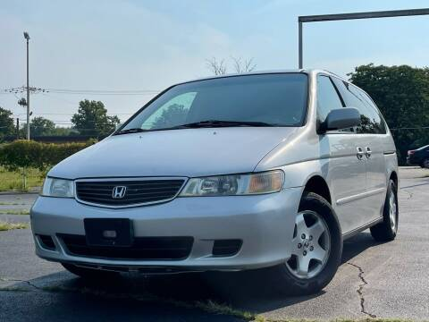 2001 Honda Odyssey for sale at MAGIC AUTO SALES in Little Ferry NJ