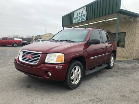 2008 GMC Envoy for sale at B & J Auto Sales in Auburn KY