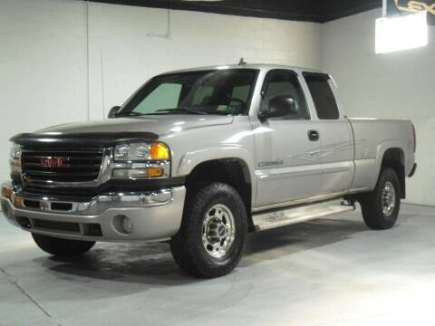 2006 GMC Sierra 2500HD for sale at Ohio Motor Cars in Parma OH
