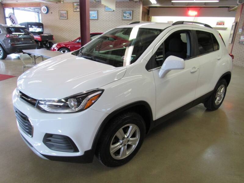 2017 Chevrolet Trax for sale at Arnold Motor Company in Houston PA