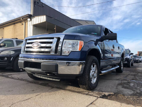 2010 Ford F-150 for sale at Six Brothers Auto Sales in Youngstown OH