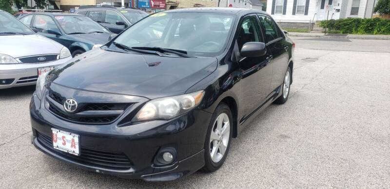 2011 Toyota Corolla for sale at Union Street Auto in Manchester NH